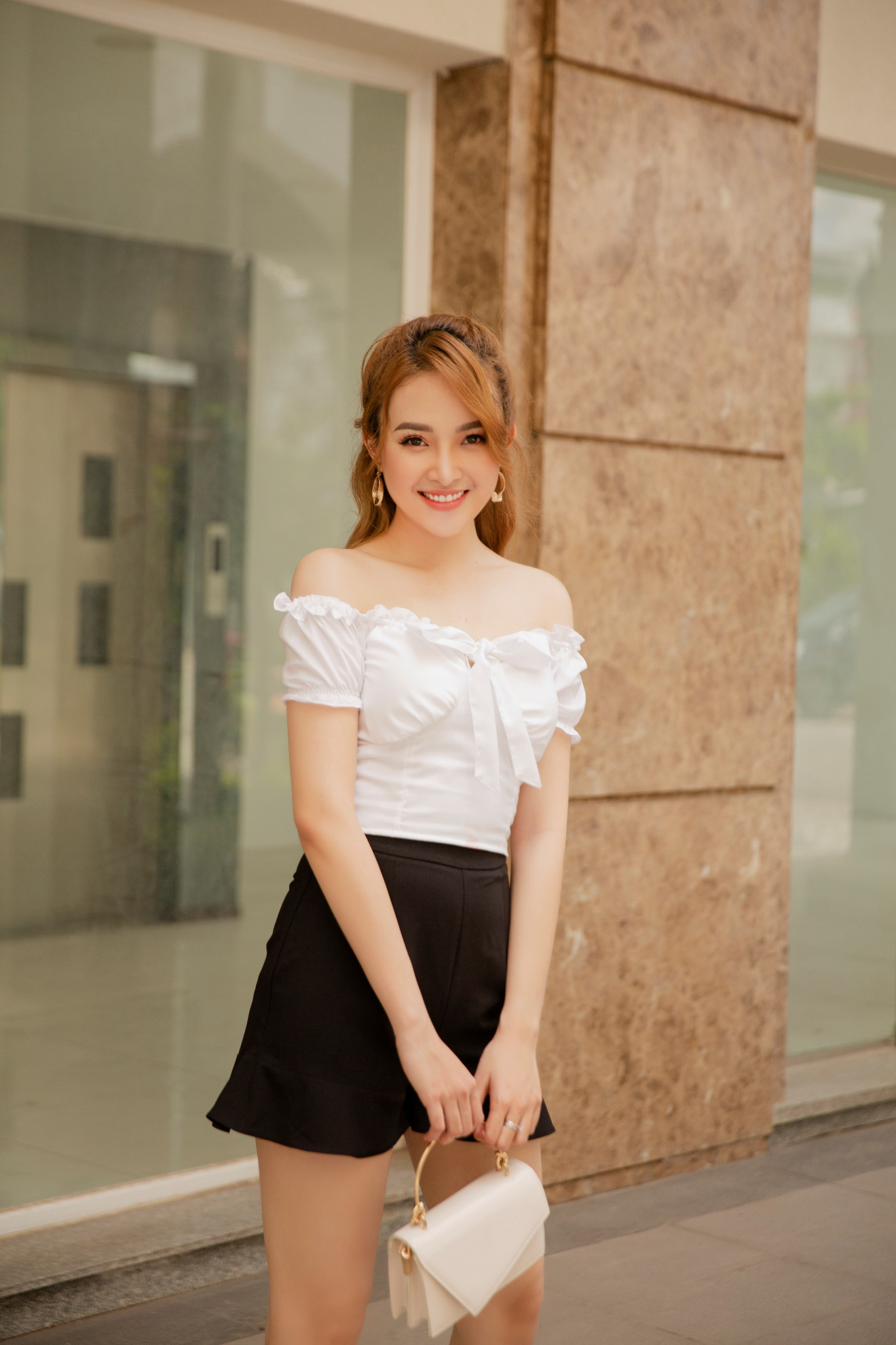 Gái xinh biến hóa mọi phong cách thời trang cùng Molady Boutique - Ảnh 6.