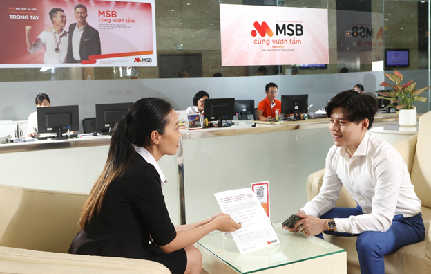 """""""Hôm nay thứ mấy, hoàn tiền từng ấy"""" khi chi tiêu thẻ tín dụng quốc tế MSB - Ảnh 1."""