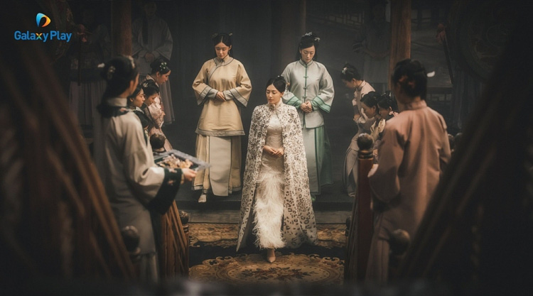 Dân Sơ Kỳ Nhân Truyện: Phim kịch tính từng giây, dàn mỹ nữ hot nhất mùa hè Tần Lam, Đàm Tùng Vận gây thương nhớ - Ảnh 3.