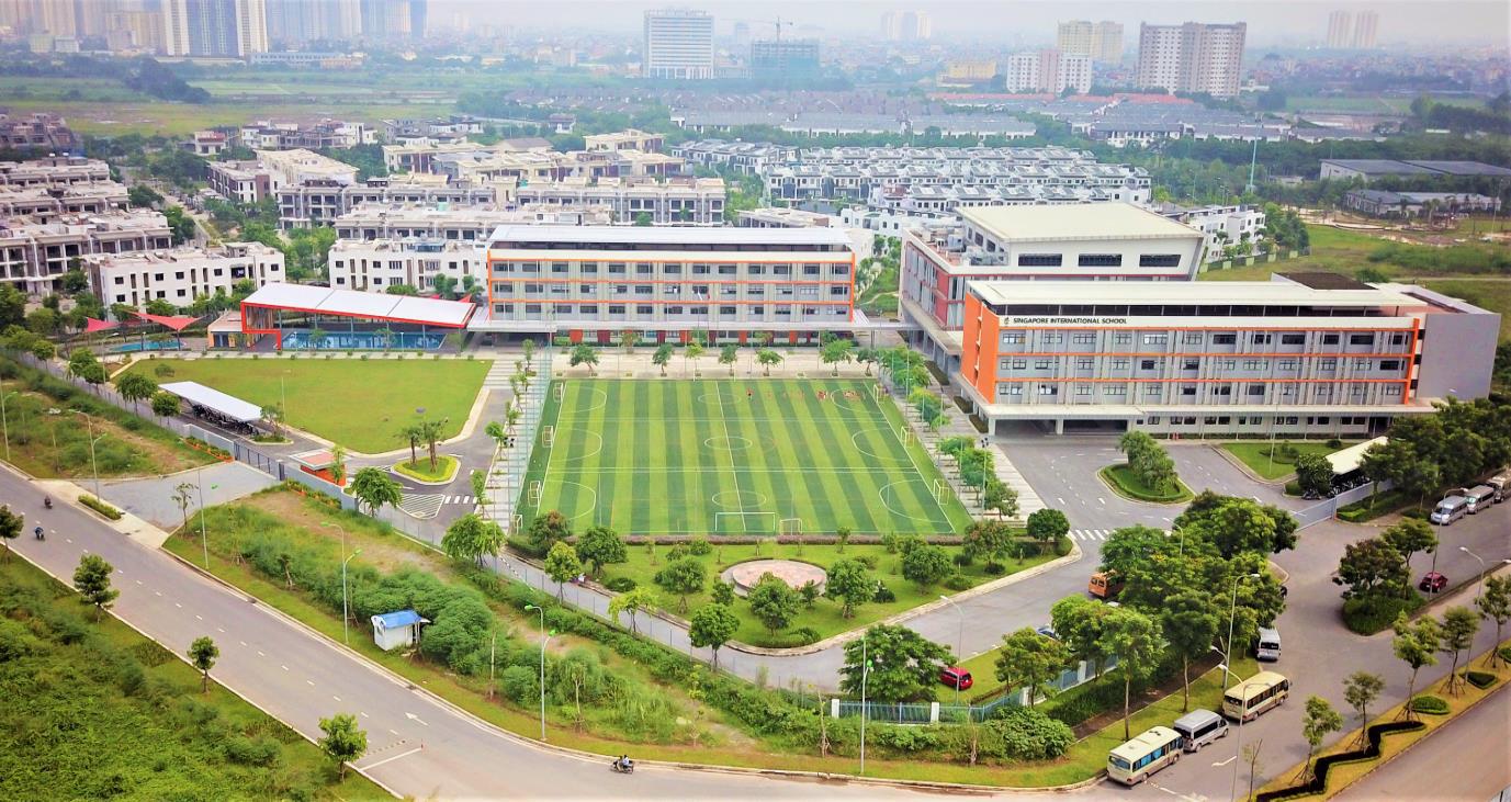 Nhận chứng chỉ quốc tế Cambridge tại trường quốc tế Singapore - Ảnh 1.