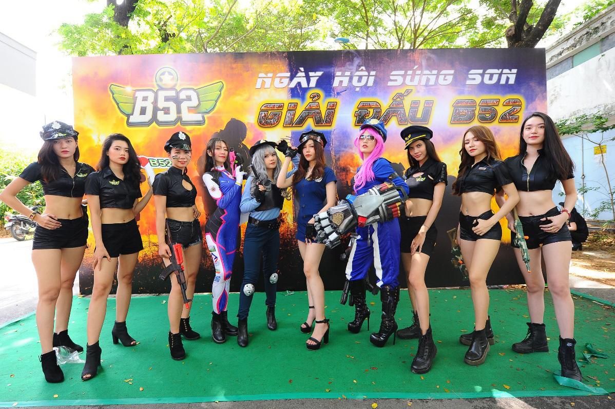 Có gì ở ngày hội bắn súng sơn B52 thu hút hàng chục streamer nổi tiếng tham gia? - Ảnh 7.