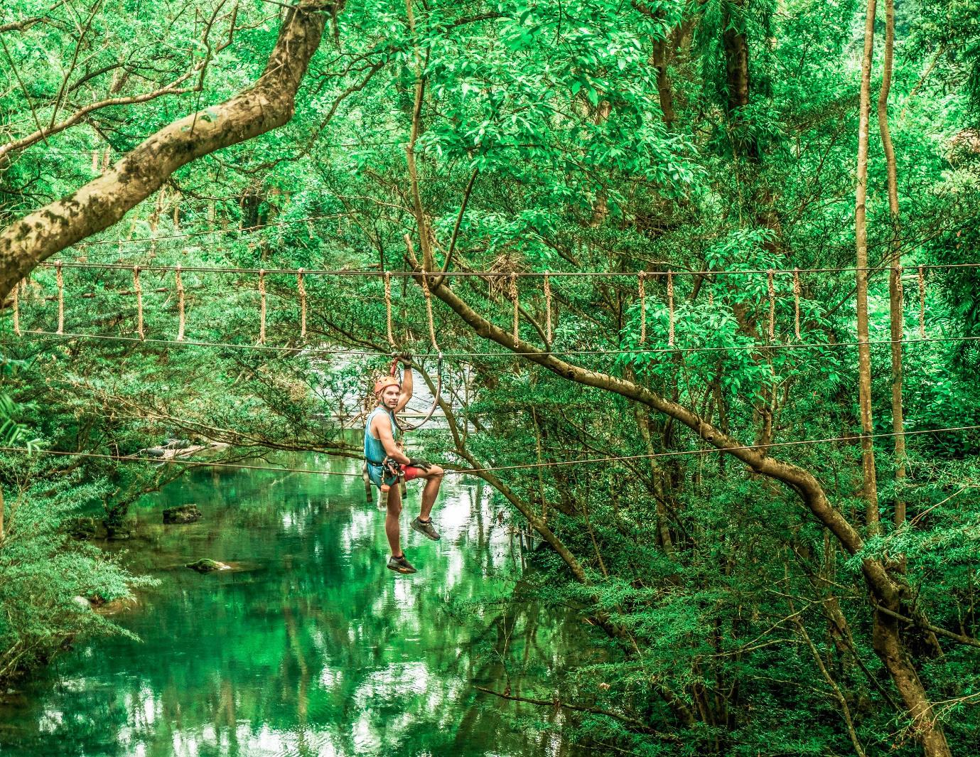 Công viên Ozo – ngôi sao mới của du lịch Quảng Bình - Ảnh 2.