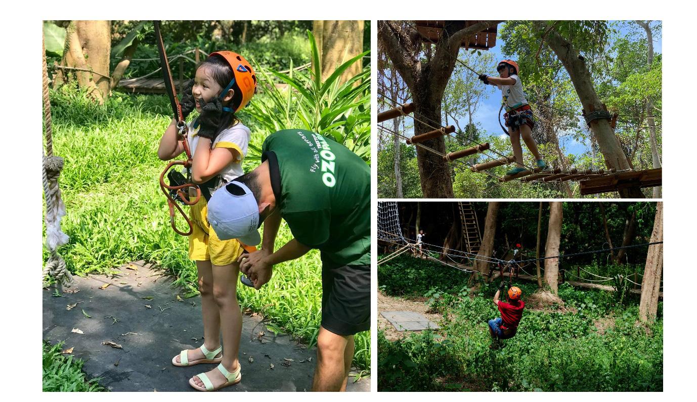 Công viên Ozo – ngôi sao mới của du lịch Quảng Bình - Ảnh 3.