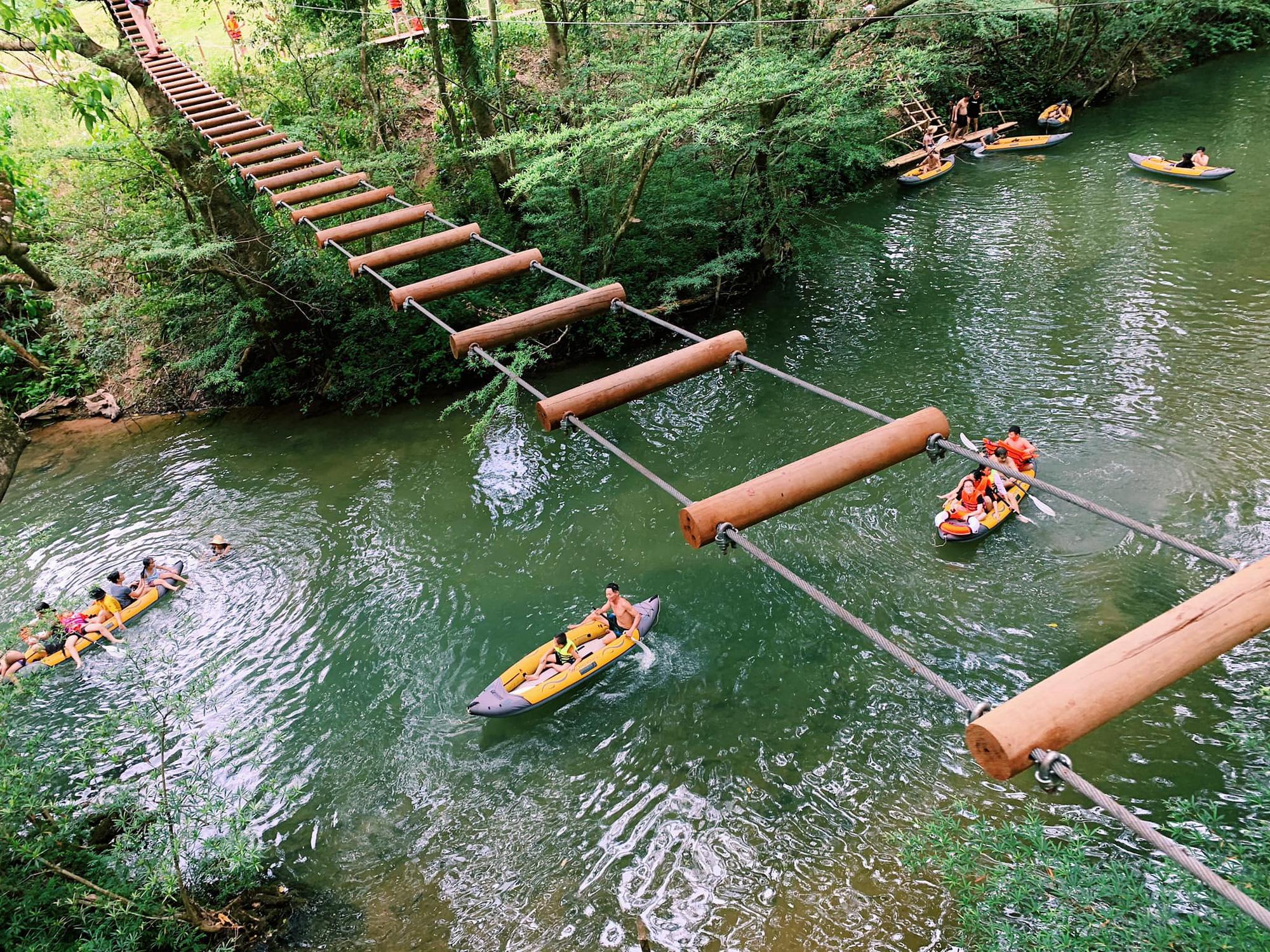 Công viên Ozo – ngôi sao mới của du lịch Quảng Bình