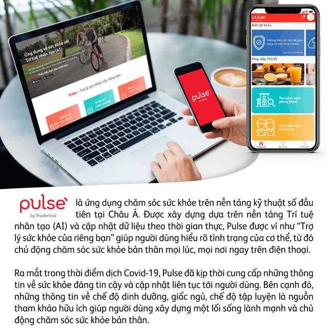 Pulse - ứng dụng chăm sóc sức khỏe đang có hơn 4 triệu người dùng - Ảnh 1.