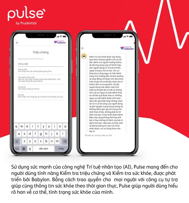 Pulse - ứng dụng chăm sóc sức khỏe đang có hơn 4 triệu người dùng - Ảnh 3.
