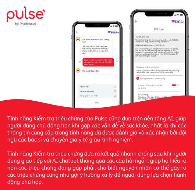 Pulse - ứng dụng chăm sóc sức khỏe đang có hơn 4 triệu người dùng - Ảnh 5.