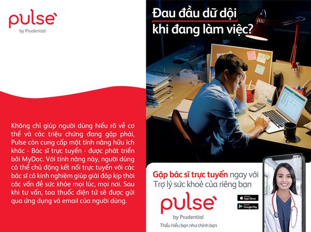 Pulse - ứng dụng chăm sóc sức khỏe đang có hơn 4 triệu người dùng - Ảnh 6.