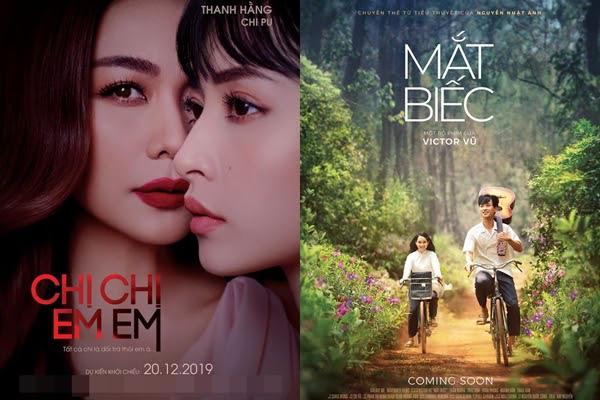 """Đối thủ truyền kiếp của Mắt Biếc - Chị Chị Em Em chính thức phát hành trực tuyến: """"Món ngon điện ảnh Việt chưa bao giờ nhiều đến thế! - Ảnh 3."""