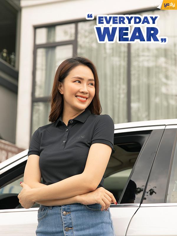 YODY ra mắt dòng sản phẩm Everyday Wear cùng Hồng Đăng - Hồng Diễm - Ảnh 6.