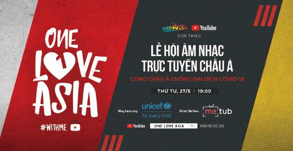 Metub Network cùng 60 nghệ sĩ châu Á tổ chức concert âm nhạc gây quỹ ủng hộ nạn nhân của dịch Covid-19 - Ảnh 1.