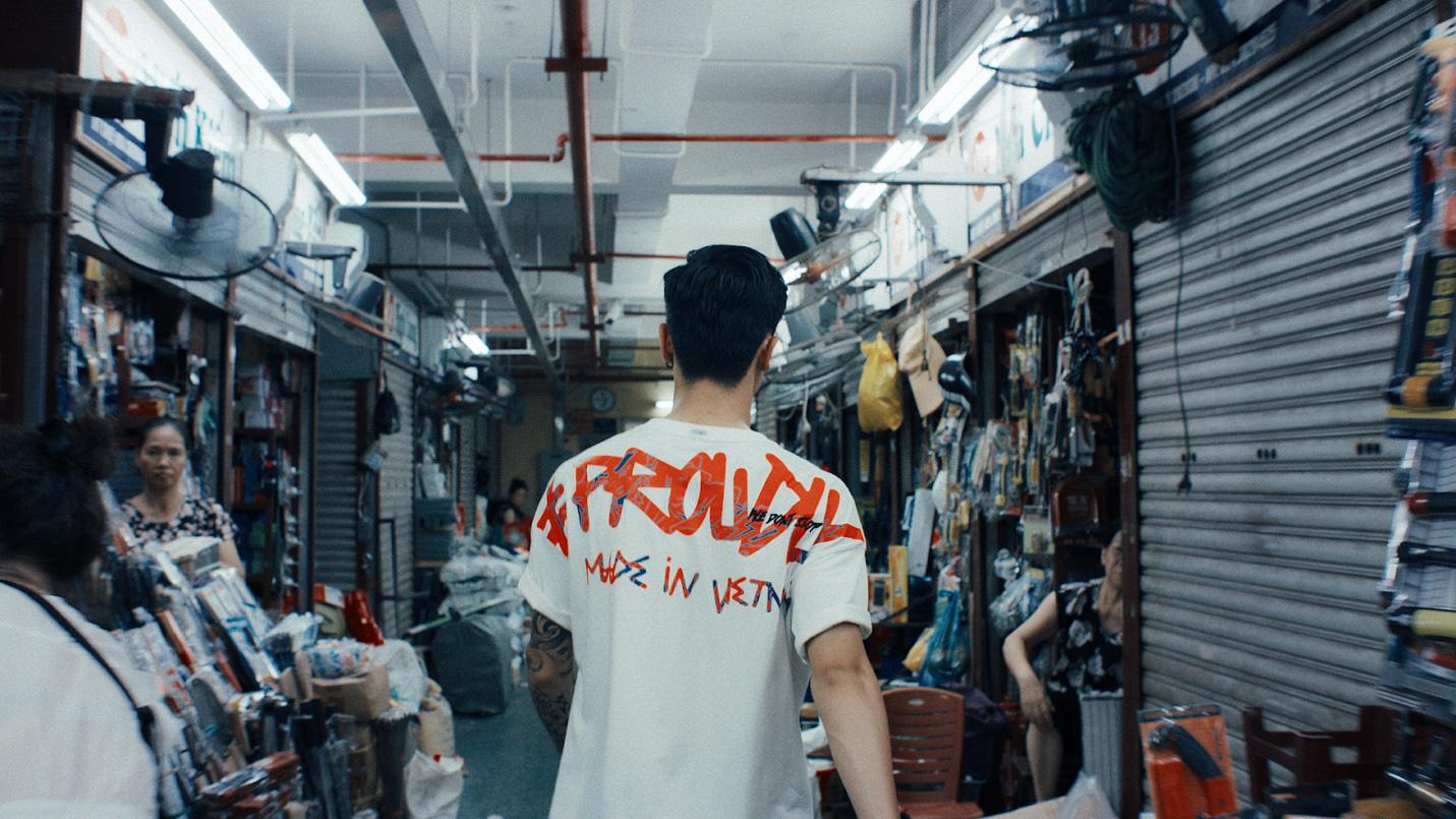 Cảm hứng từ đường phố qua những thái cực văn hóa Hà Nội đầy tự hào - Ảnh 2.