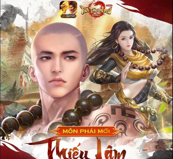 Tân Thiên Long Mobile rục rịch ra mắt phiên bản Thiền Võ Thiếu Lâm cùng Event tặng quà hiện vật cực giá trị - Ảnh 2.