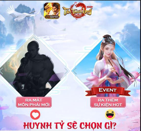 Tân Thiên Long Mobile rục rịch ra mắt phiên bản Thiền Võ Thiếu Lâm cùng Event tặng quà hiện vật cực giá trị - Ảnh 3.