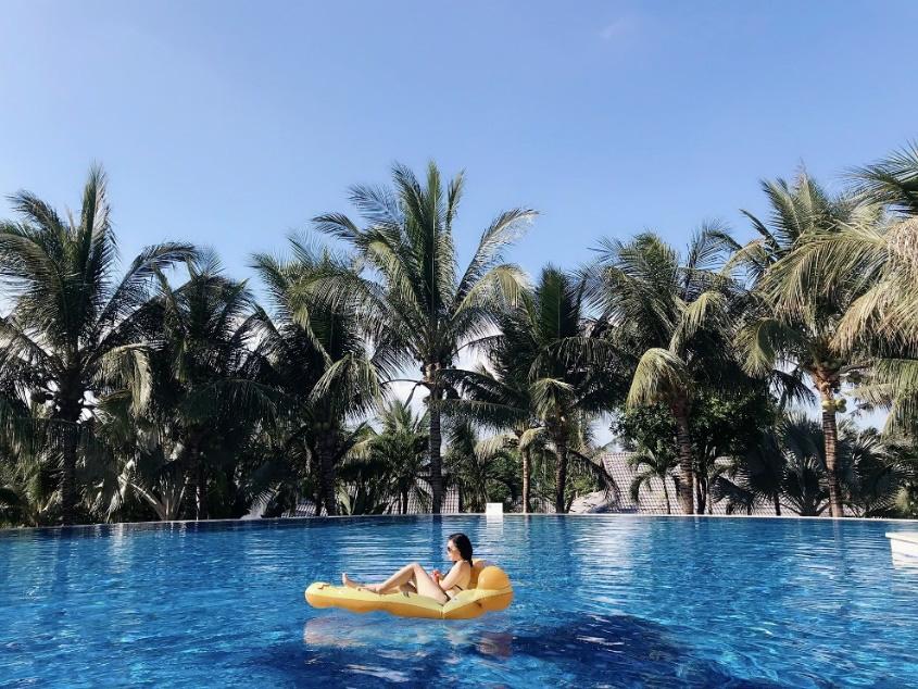 Mê mẩn bồn tắm view biển hot nhất nhì Mũi Né đang được giới trẻ check-in rầm rộ - Ảnh 7.