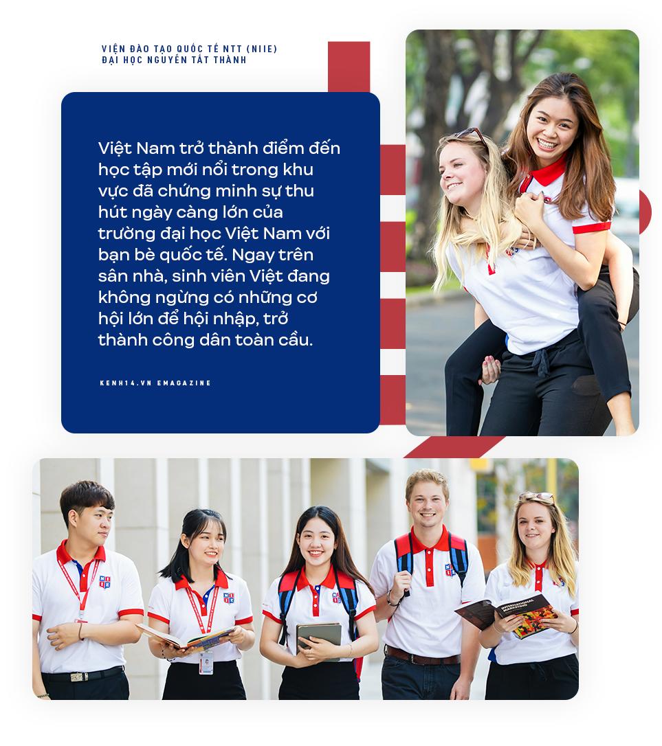 Từ giảng đường đại học nhìn ra thế giới: Cơ hội trở thành công dân toàn cầu dành cho những ai dám khác biệt - Ảnh 6.