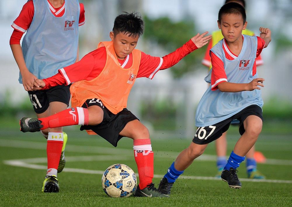 PVF tuyển sinh tại Hưng Yên: Cơ hội trở thành cầu thủ chuyên nghiệp đẳng cấp quốc tế - Ảnh 1.