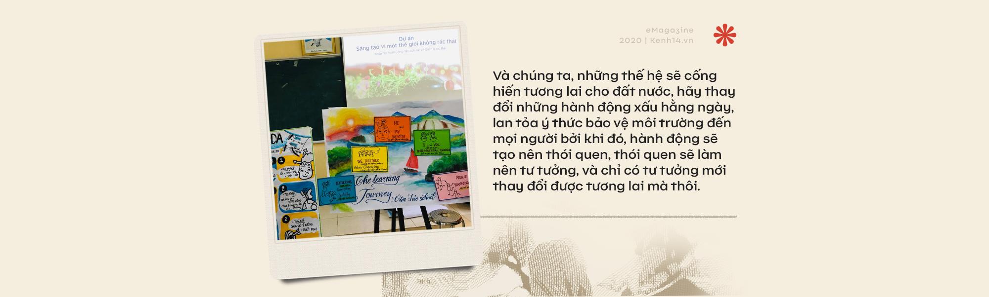 """Người Việt trẻ đang nỗ lực giải cứu môi trường thời """"hậu dịch"""" - Ảnh 7."""