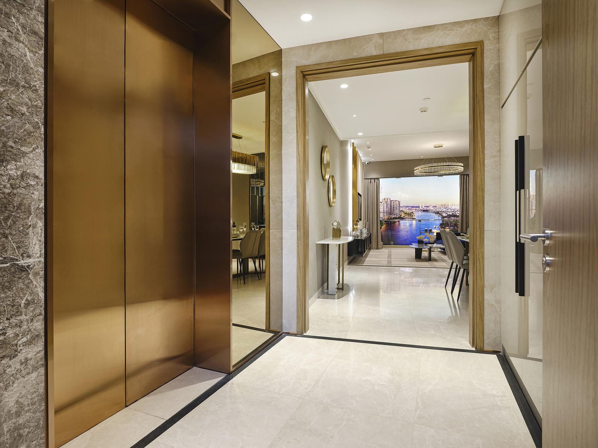 Đưa thời trang vào thiết kế nội thất – Sự xuất hiện ngoạn mục của những căn hộ đầy cảm hứng tại The River - Ảnh 8.