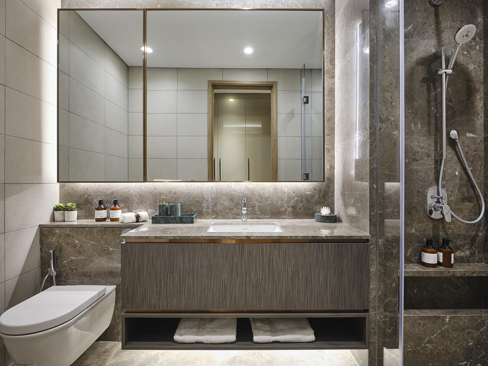 Đưa thời trang vào thiết kế nội thất – Sự xuất hiện ngoạn mục của những căn hộ đầy cảm hứng tại The River - Ảnh 6.