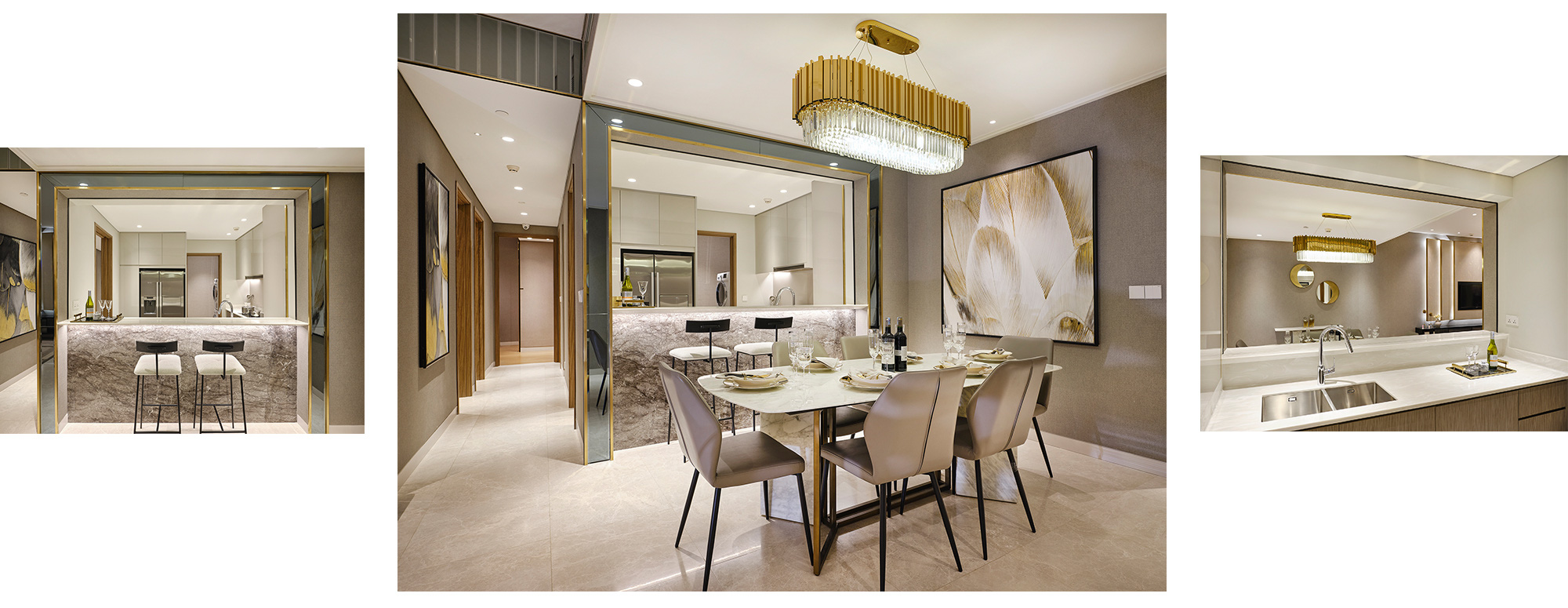 Đưa thời trang vào thiết kế nội thất – Sự xuất hiện ngoạn mục của những căn hộ đầy cảm hứng tại The River - Ảnh 7.