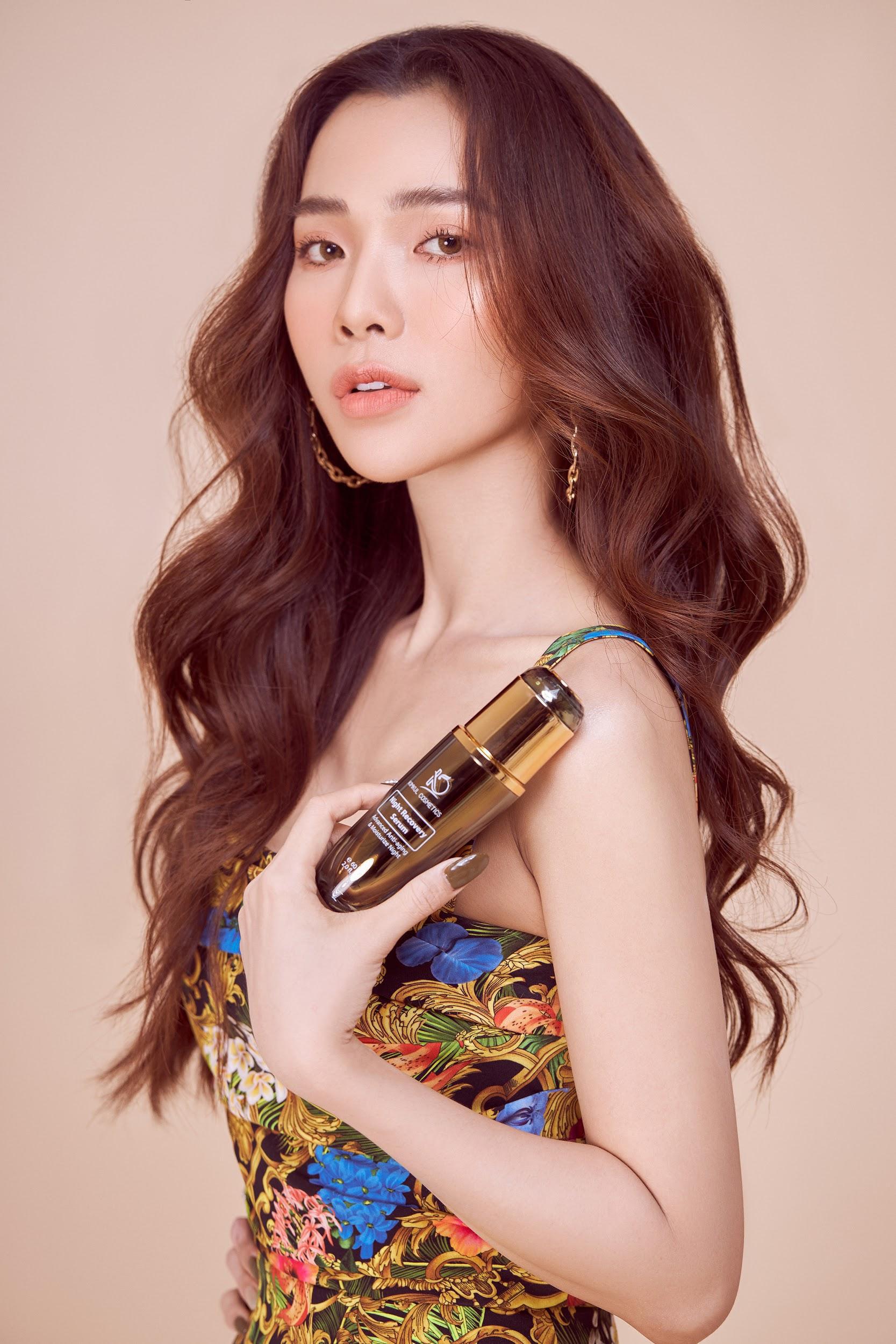 Siêu mẫu Kim Cương và hành trình 10 năm ấp ủ thương hiệu mỹ phẩm cao cấp thuần Việt - Ảnh 2.