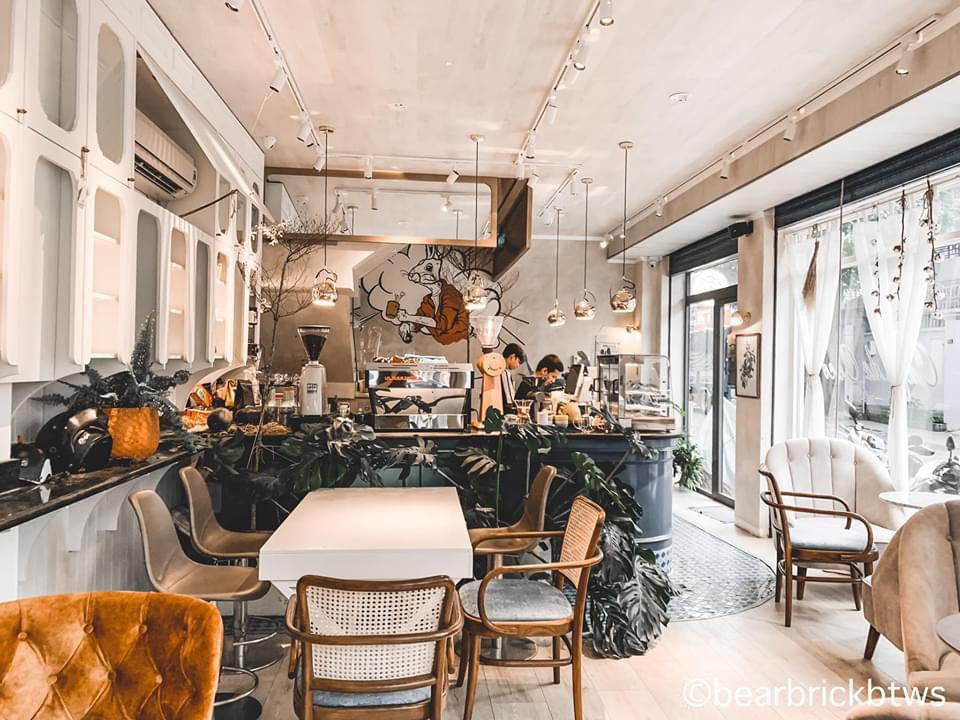Khám phá Coco Outpost Specialty Coffee nơi check-in quen thuộc của Hot Instagram - Ảnh 1.