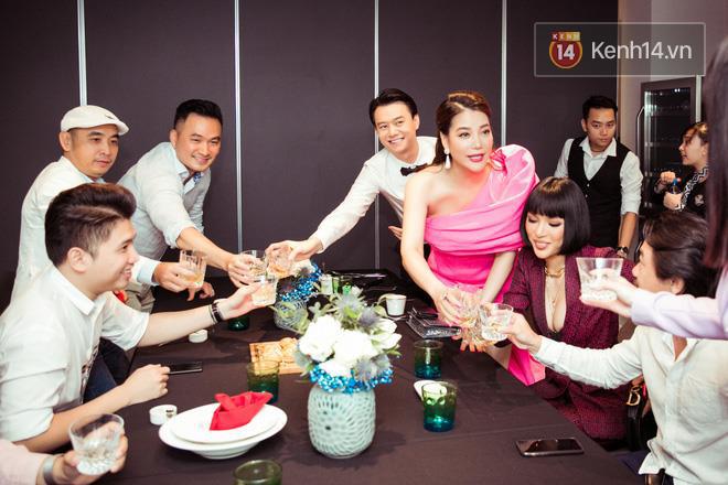 Trương Ngọc Ánh, Giáng My cùng dàn sao Vbiz rần rần tham dự sự kiện khai trương của bạn gái Chi Bảo - Ảnh 18.