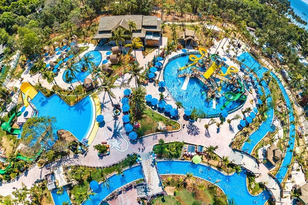 """Hot blogger Hà Trúc: Rực rỡ với trải nghiệm """"ăn ngon, mặc đẹp"""" và du lịch chất tại Nam đảo Phú Quốc - Ảnh 3."""