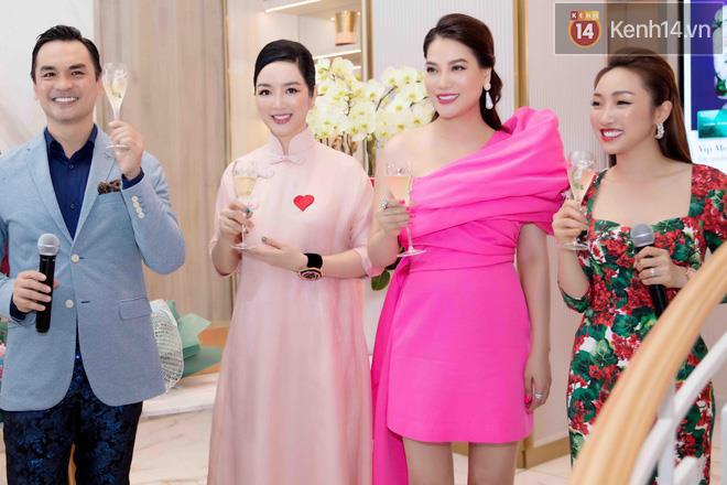 Trương Ngọc Ánh, Giáng My cùng dàn sao Vbiz rần rần tham dự sự kiện khai trương của bạn gái Chi Bảo - Ảnh 5.