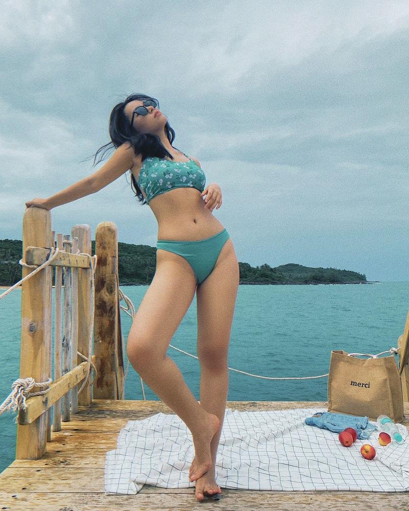"""Hot blogger Hà Trúc: Rực rỡ với trải nghiệm """"ăn ngon, mặc đẹp"""" và du lịch chất tại Nam đảo Phú Quốc - Ảnh 6."""