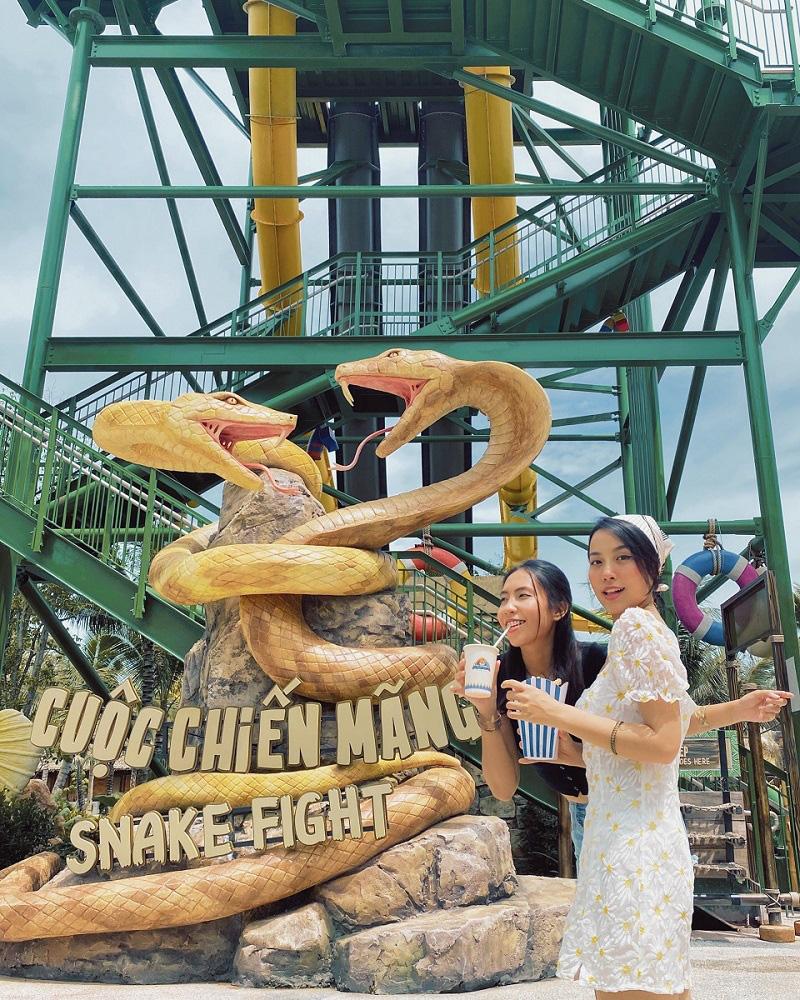 """Hot blogger Hà Trúc: Rực rỡ với trải nghiệm """"ăn ngon, mặc đẹp"""" và du lịch chất tại Nam đảo Phú Quốc - Ảnh 8."""