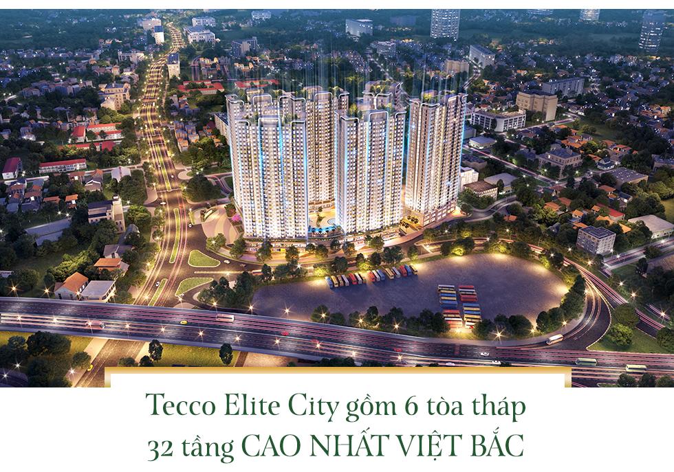 Tecco Elite City: Biểu tượng mới tại tâm điểm phồn vinh TP. Thái Nguyên - Ảnh 4.