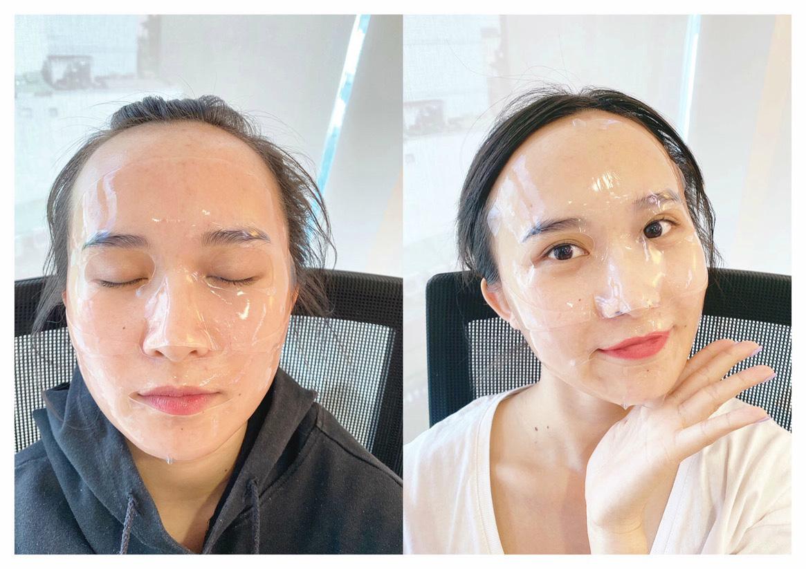 """Quyết tâm cải tiến mặt nạ gạo dựa trên phản hồi của khách hàng, Hà Hồ lại làm """"dậy sóng"""" hội làm đẹp - Ảnh 4."""