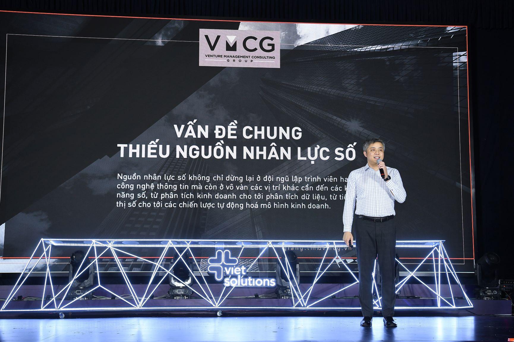 """Quyền Chủ tịch Tập đoàn Viettel: """"Thiên đường cho các start-up không chỉ vì nơi đó có nhiều bộ óc công nghệ xuất chúng"""" - Ảnh 1."""