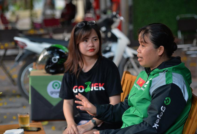 Đồng phục mới cho những tài xế đặc biệt trước ngày GoViet hợp nhất với Gojek - Ảnh 7.