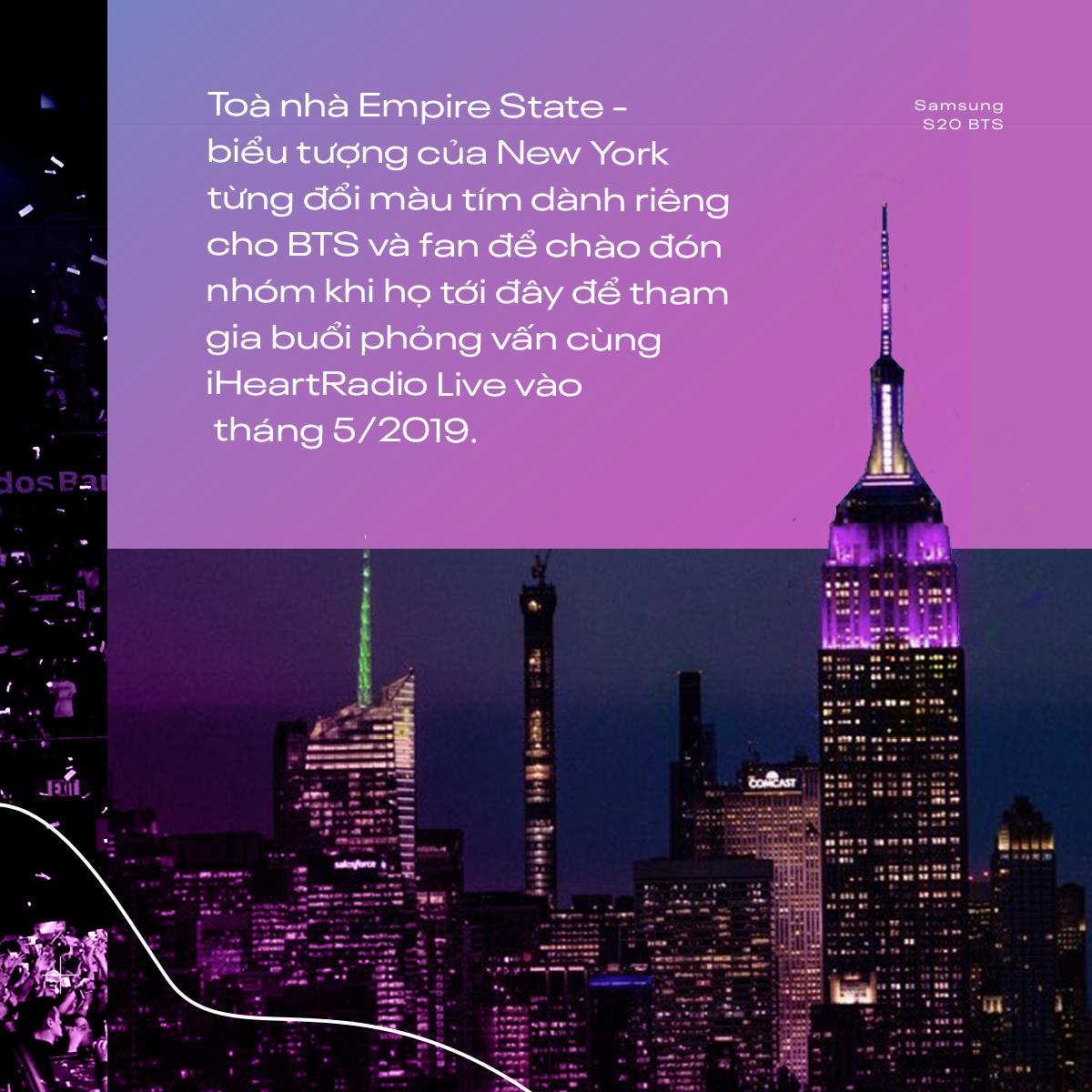 I Purple You - từ câu nói nổi tiếng dành riêng cho ARMY đến màu tím chỉ biểu trưng cho BTS - Ảnh 4.