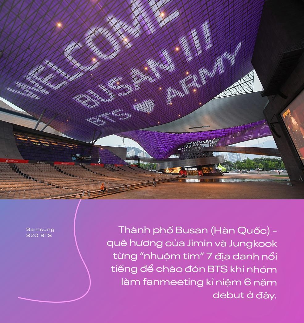 I Purple You - từ câu nói nổi tiếng dành riêng cho ARMY đến màu tím chỉ biểu trưng cho BTS - Ảnh 6.