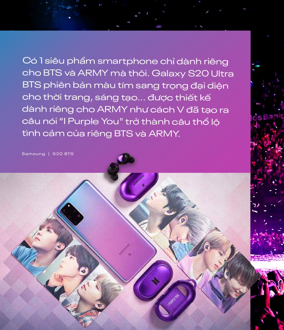 I Purple You - từ câu nói nổi tiếng dành riêng cho ARMY đến màu tím chỉ biểu trưng cho BTS - Ảnh 9.