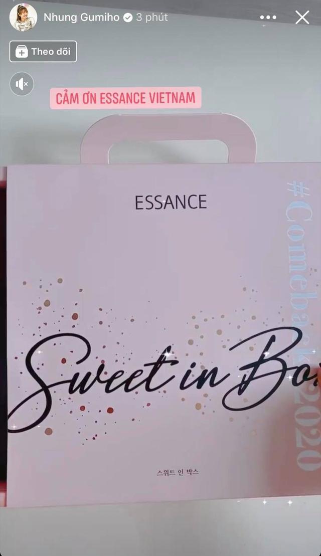 Hộp quà siêu xinh từ Essance khiến dàn beauty blogger, hotgirl share điên đảo - Ảnh 3.
