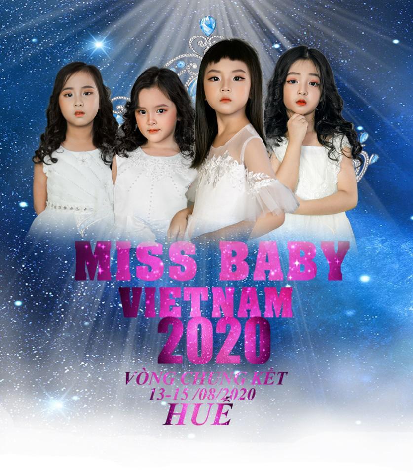 Hoa hậu Hương Giang làm giám khảo Miss Baby Việt Nam 2020 - Ảnh 1.