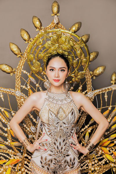 Hoa hậu Hương Giang làm giám khảo Miss Baby Việt Nam 2020 - Ảnh 2.