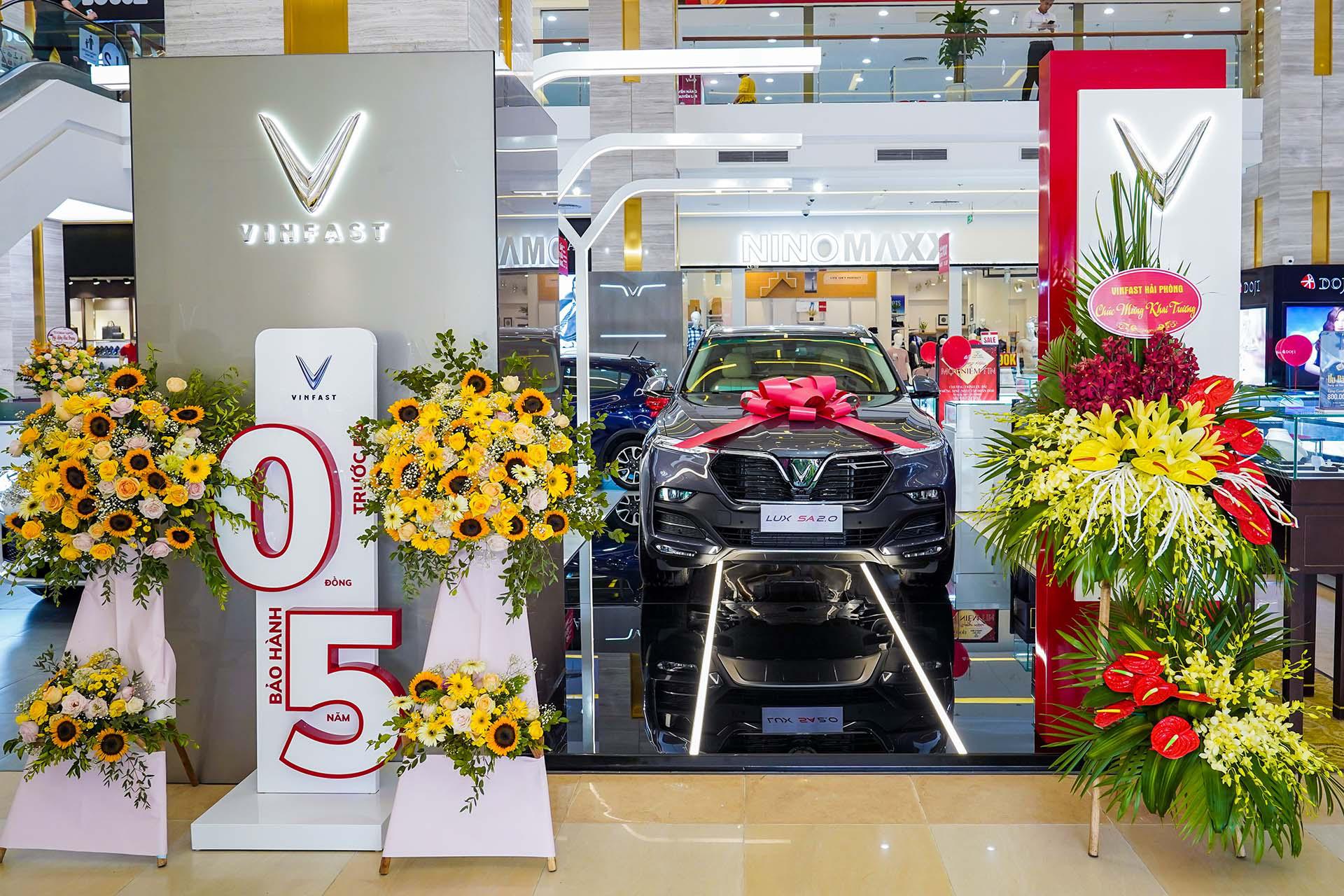 VinFast lập kỷ lục khai trương 27 showroom trong một ngày - Ảnh 4.
