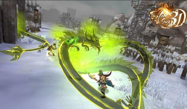 NPH VNTac chính thức công bố mở Open Beta tựa game Tam Quốc Vô Song 3D vào 10h ngày 16/07 này - Ảnh 2.