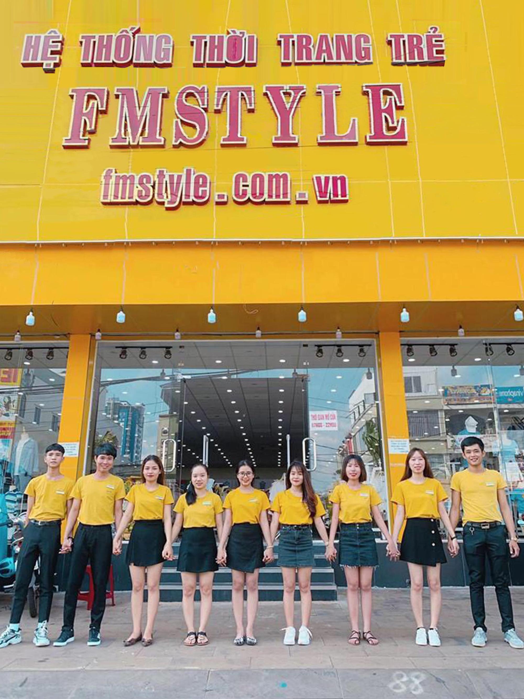 FM STYLE – Hệ thống thời trang đón đầu mọi xu hướng - Ảnh 1.