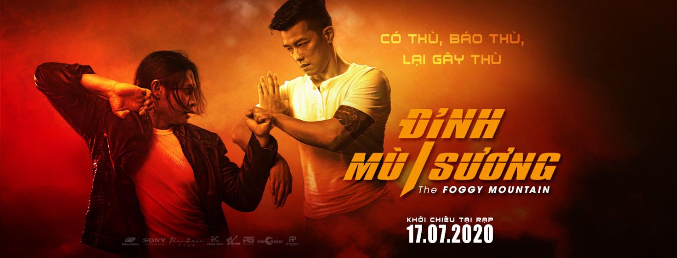 Đỉnh Mù Sương - bộ phim hội tụ những ngôi sao võ thuật châu Á chinh phục khán giả vì lý do gì? - Ảnh 1.