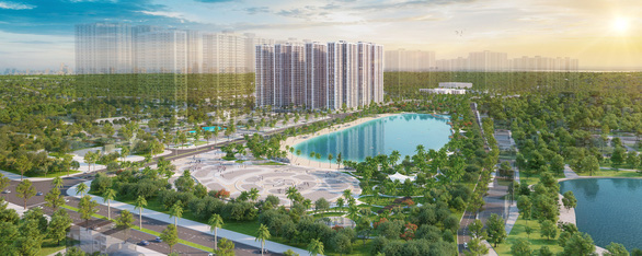 Công bố giá chính thức, Imperia Smart City tạo nên sức hút cho thị trường BĐS phía Tây - Ảnh 2.