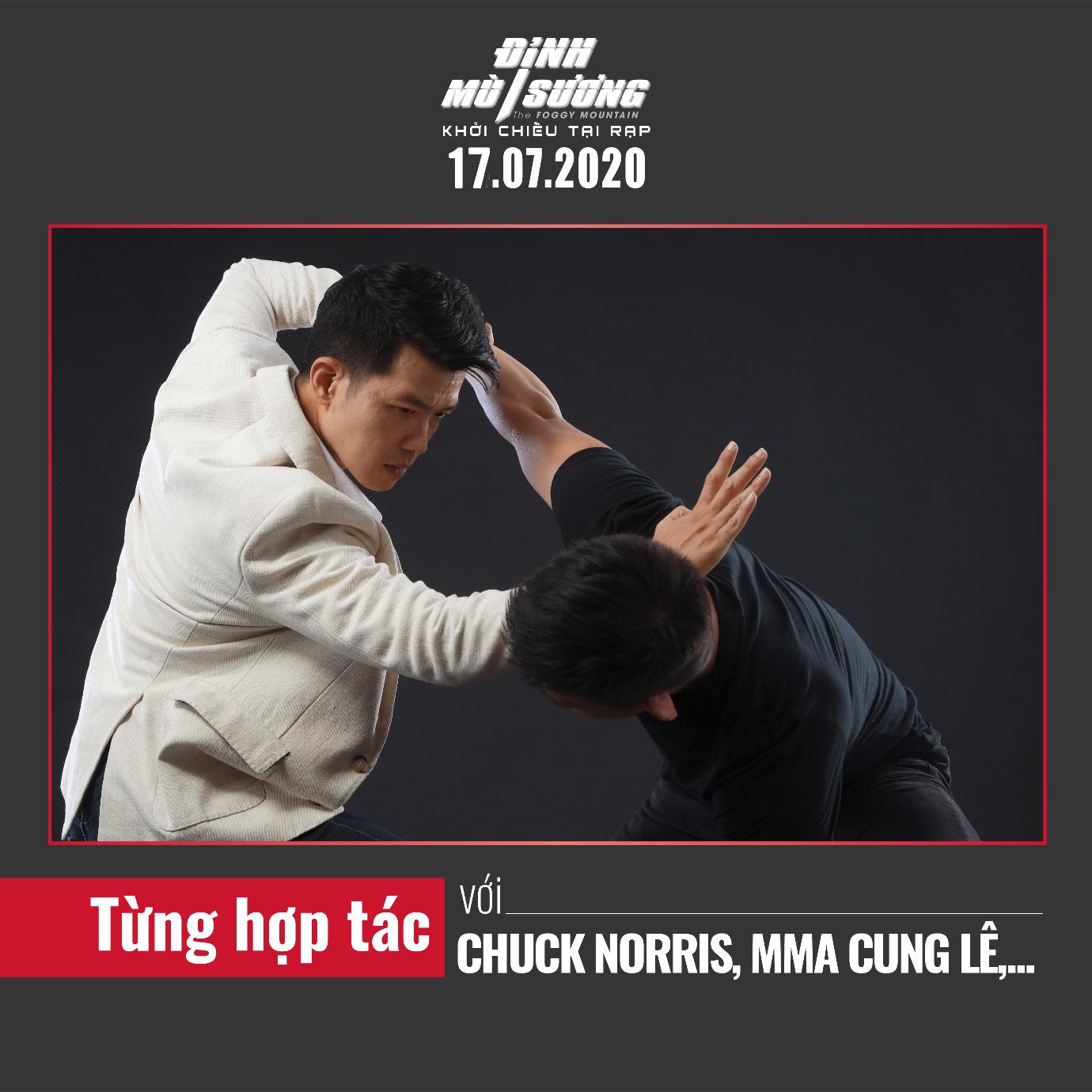 Đỉnh Mù Sương - bộ phim hội tụ những ngôi sao võ thuật châu Á chinh phục khán giả vì lý do gì? - Ảnh 4.