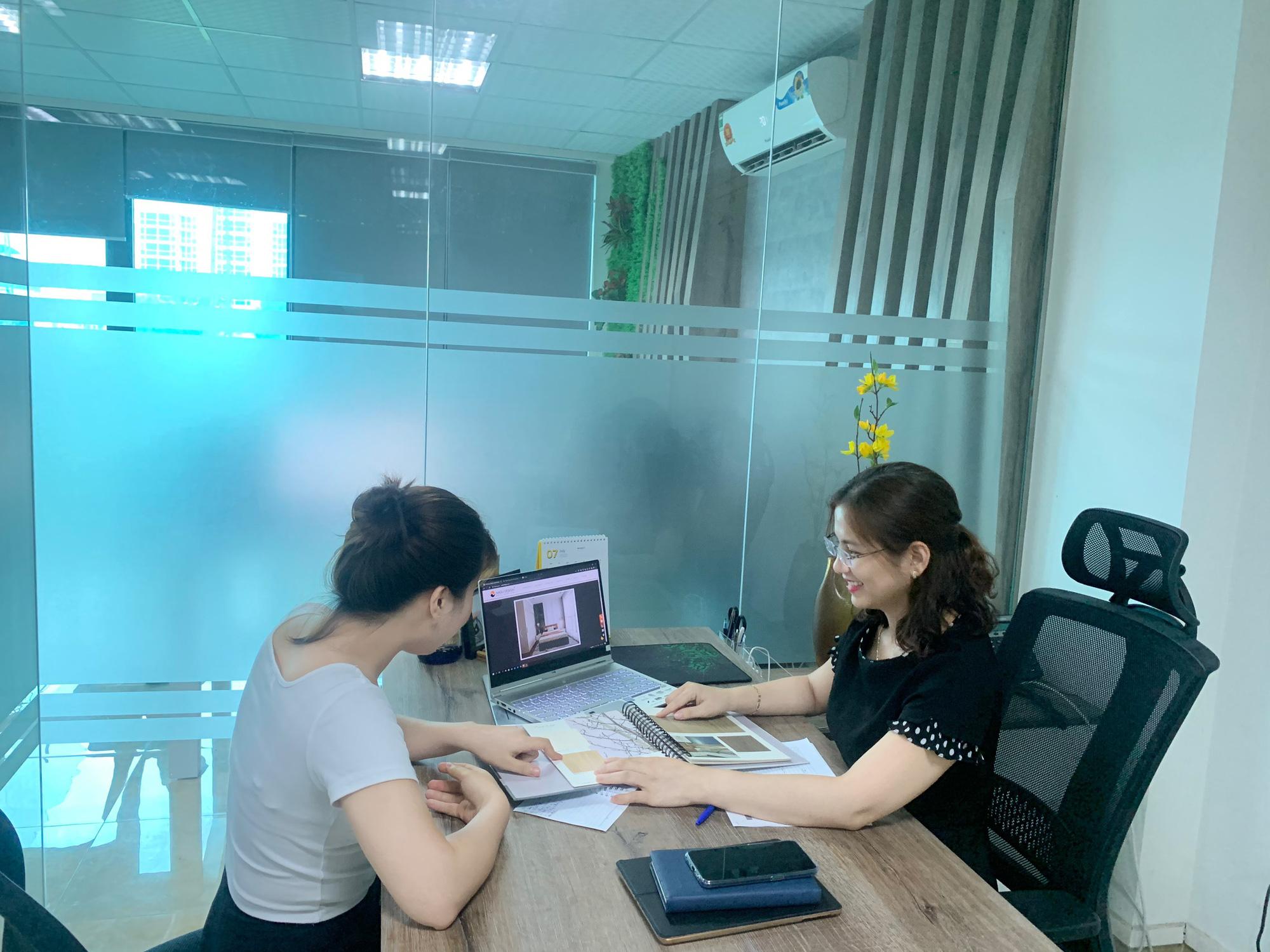 """Nữ CEO NaDu Design và tâm nguyện """"mang vẻ hoàn mỹ vào từng căn nhà Việt"""" - Ảnh 1."""