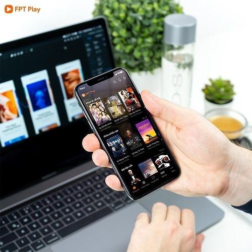 Ứng dụng FPT Play liên tiếp lọt Top AppStore về lượt tải tại Việt Nam - Ảnh 1.